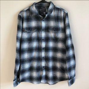 American Rag Flannel Button Down Shirt